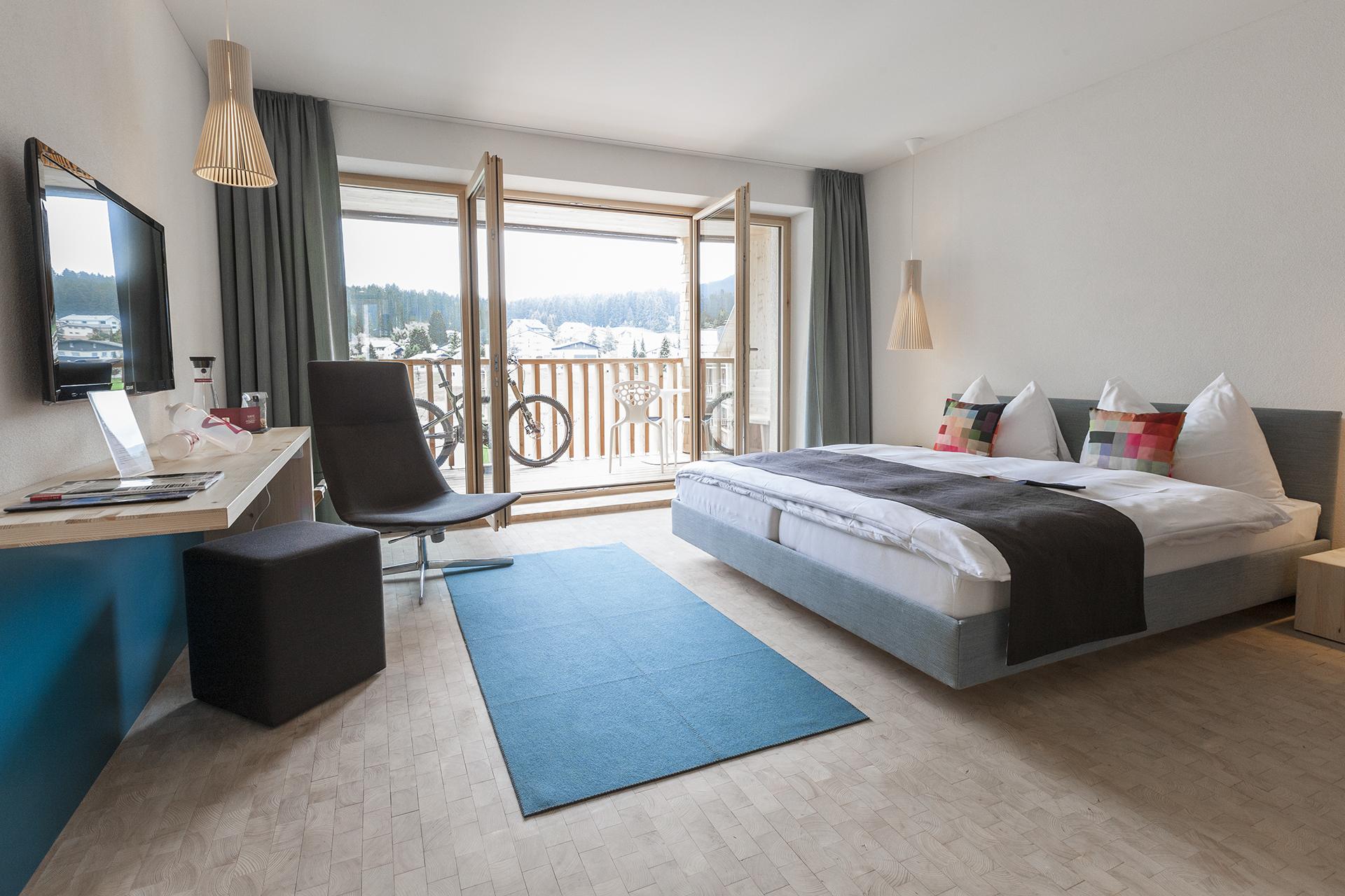 Zimmer bestzeit lifestyle sport hotel for Trendige hotels
