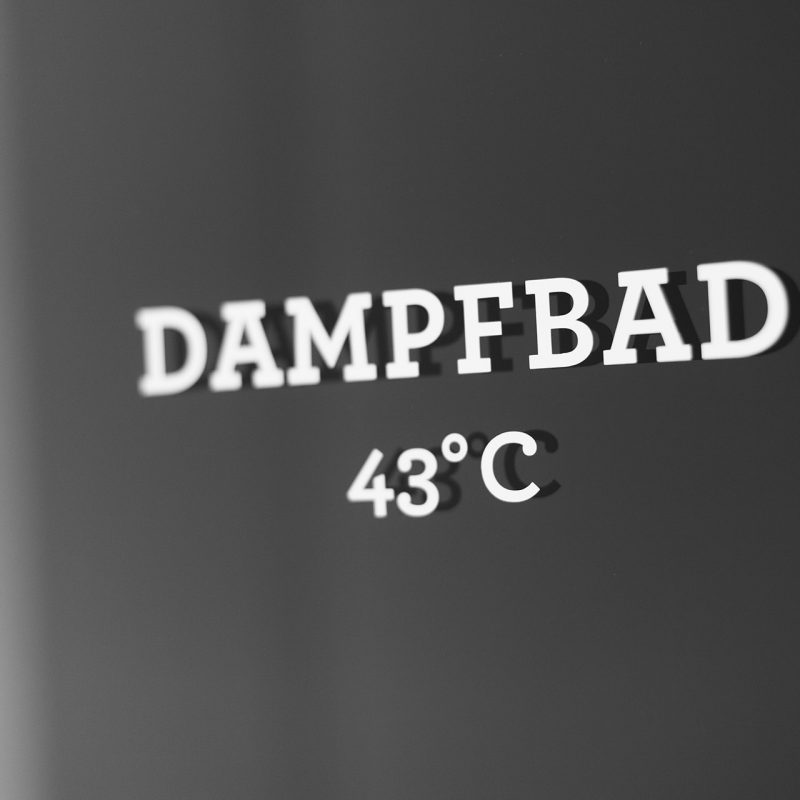Dampfbad